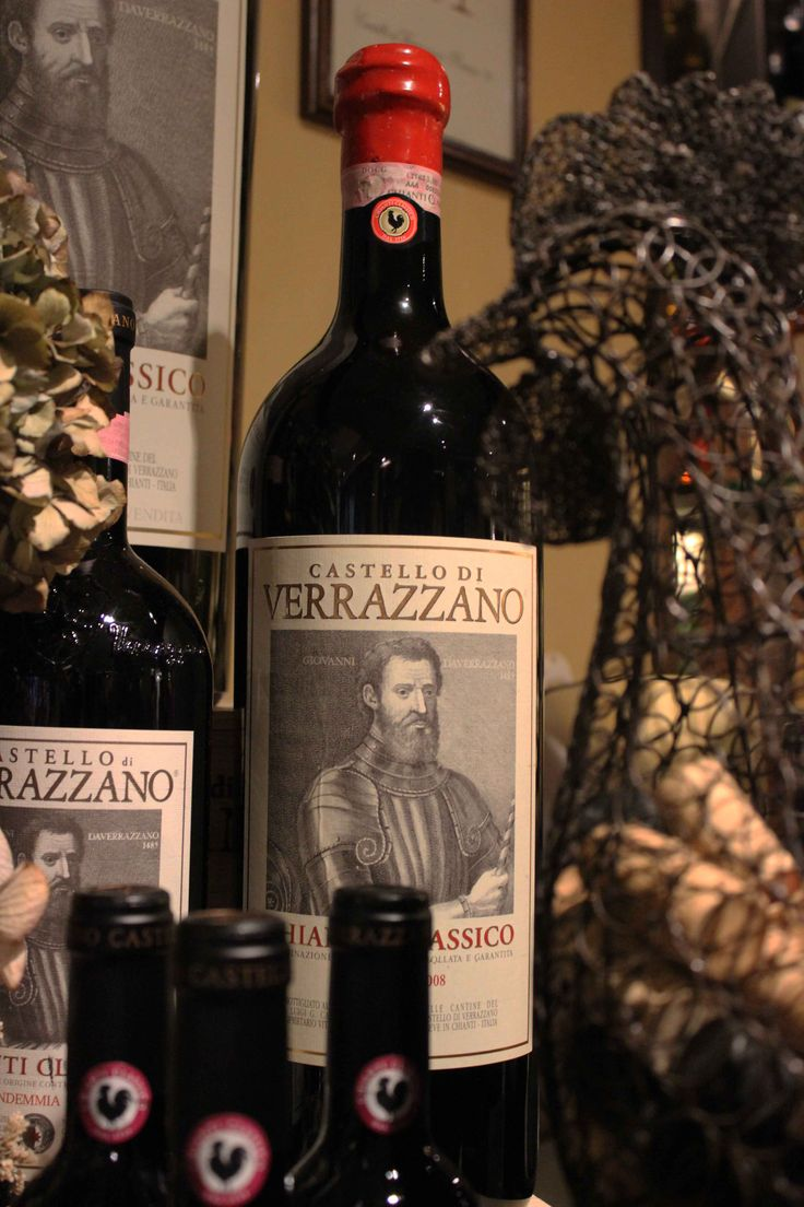 Cantinetta dei Verrazzano. Un bistrot, enoteca e panetteria nel cuore di Firenze. www.verrazzano.com