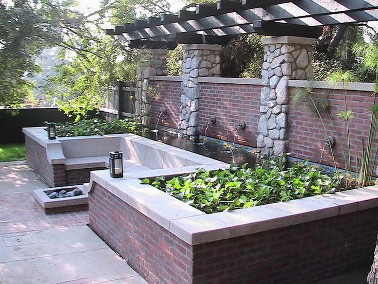 11 Best Brick Pavers In Pools And Ponds Images On