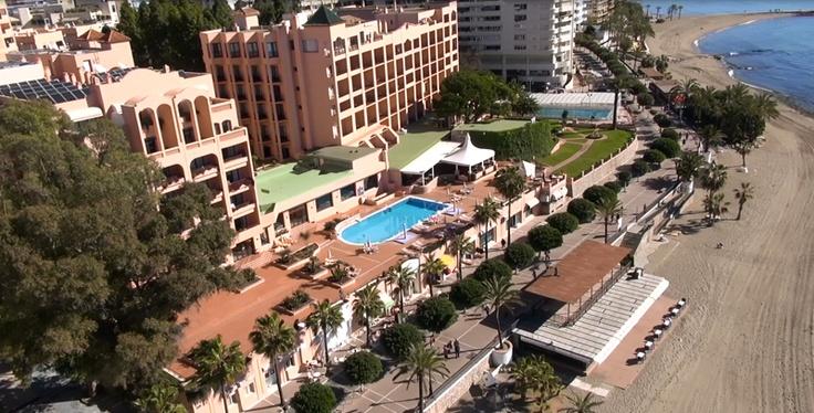 hotel fuerte marbella hotel en marbella