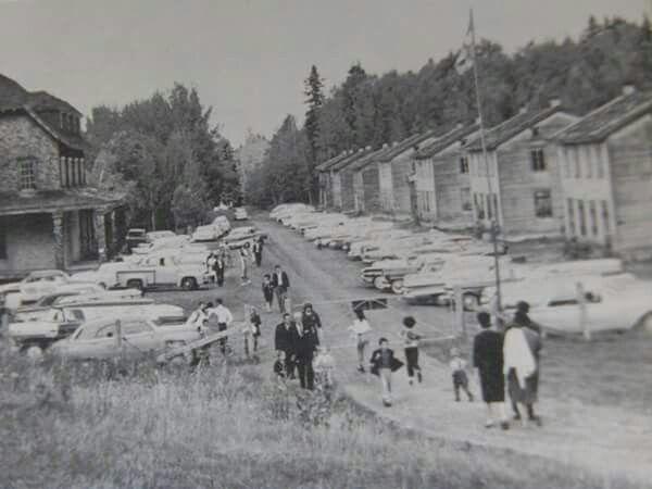 Val Jalbert-rue St-Georges vers les années 40-50