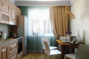 Простые идеи создания стильной кухни: дизайн и фото интерьеров кухни 10 кв. метров