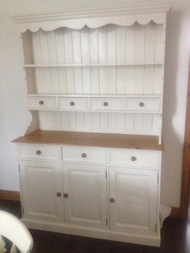 Solid large welsh dresser  for sale