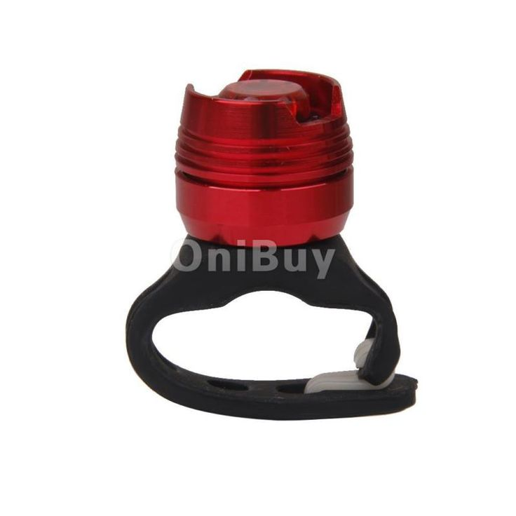 Fashion Bicycle Cycling Front Rear Tail Helmet Warning Lamp Flash LED Safety - http://sports.goshoppins.com/cycling-equipment/fashion-bicycle-cycling-front-rear-tail-helmet-warning-lamp-flash-led-safety/