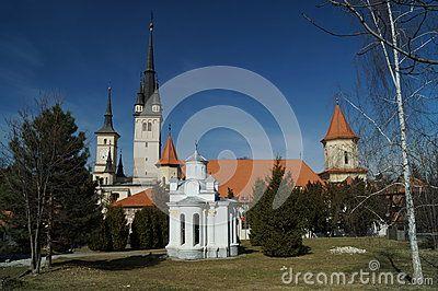 Saint Nicholas Church Biserica Sfantul Nicolae, Romania, Transylvania, Brasov, Schei