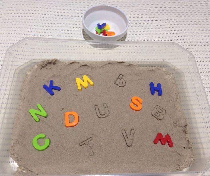 montessori alphabet activities