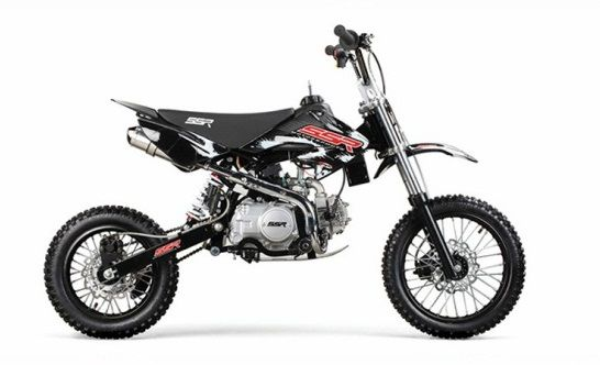 Buy Ssr Motorsports Sr125auto 124cc Pit Bike Pit Bike Pit Bike