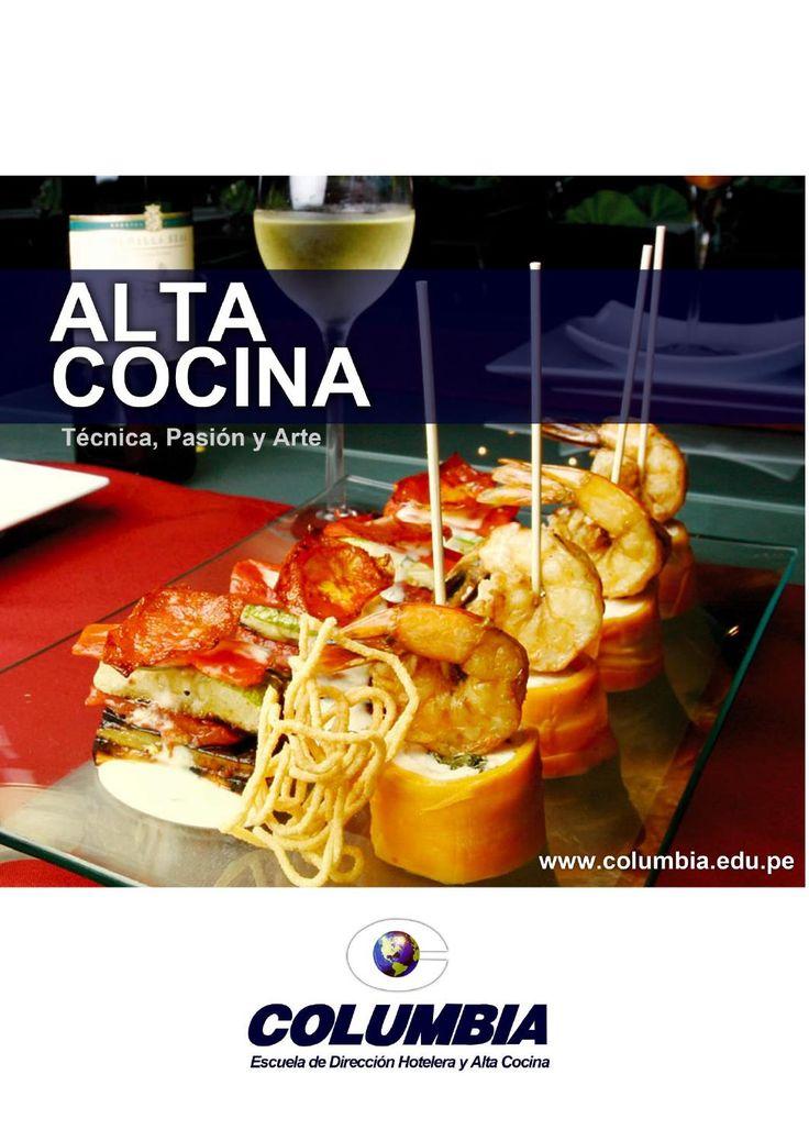 ALTA COCINA PROJECT CATALOG