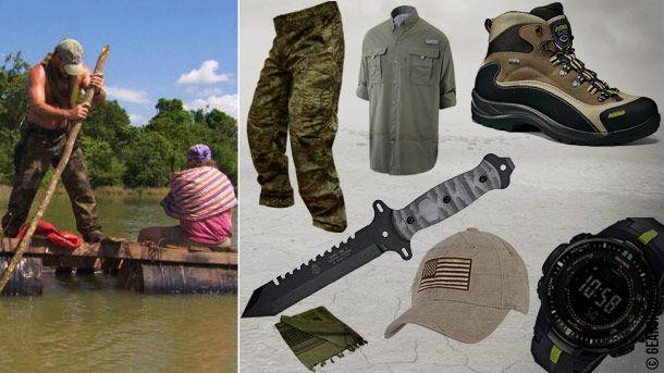 Обзор одежды и снаряжения в передаче Dual Survival. Часть двенадцатая