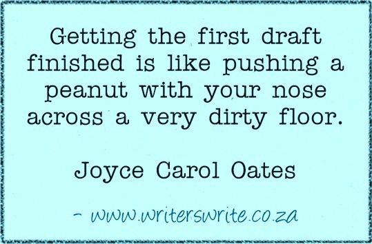 8 Tips for Writing Your First Draft
