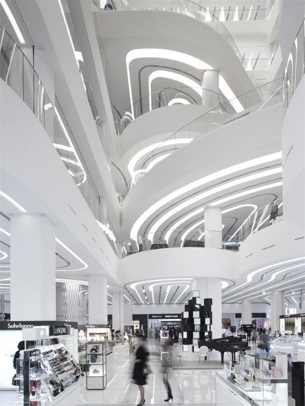 Galleria Centrecity, Cheonan, South Korea