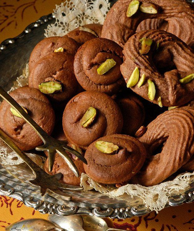 Μαλακά μπισκότα από αμυγδαλόπαστα