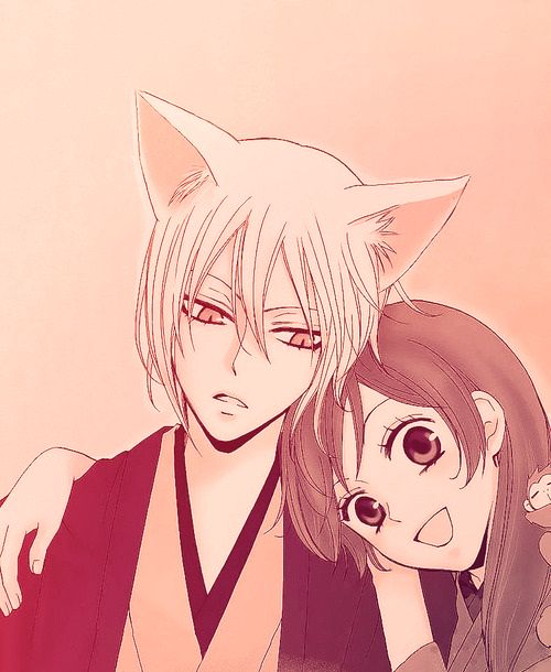 Nanami & Tomoe .. the manga though!! everyone who likes this anime should be required to read it