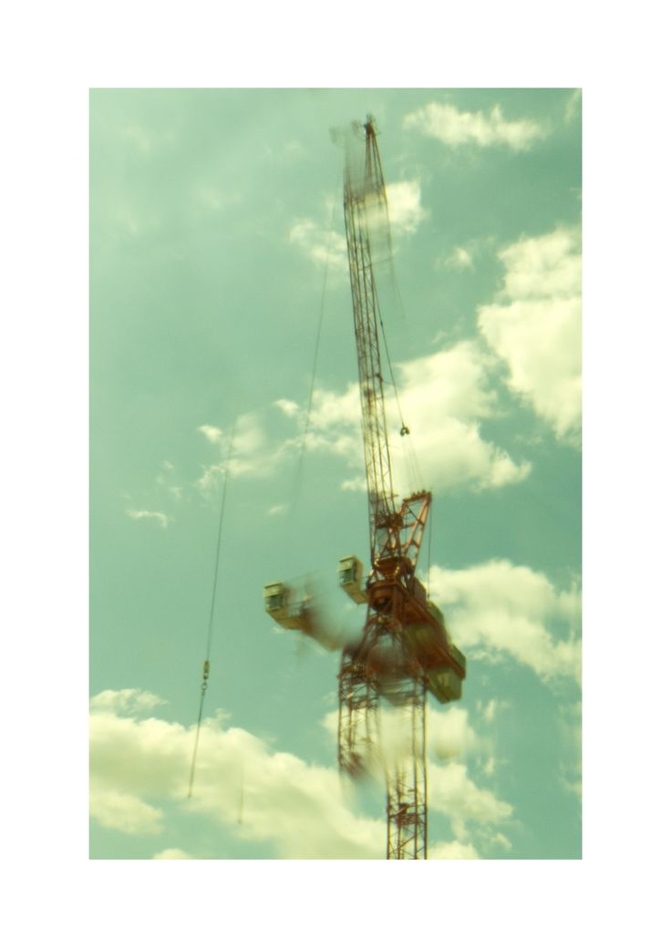 Photo print of cranes in the sky by Mette Colberg. For more of her and other emerging artists artworks and posters visit www.arrivals.se