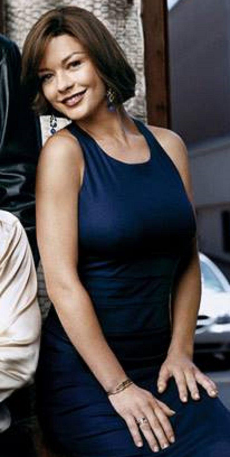 Oceans Twelve Catherine Zeta Jones Pinterest