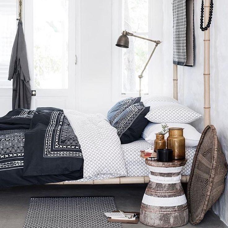 via @interiormilk  #worldsuniquedesigns #bed #bedroom #bedroomstyle #bedroomstyling #decoration #bedroomdecoration #blackandwhite #bamboo #accessories #bedroomaccessories #loveit #yatakodası #yatak #bambu #dekorasyon #dekor #likepost #interior #interiordesign #designer #interiordesigner #interiorlove #goodnight #iyigeceler