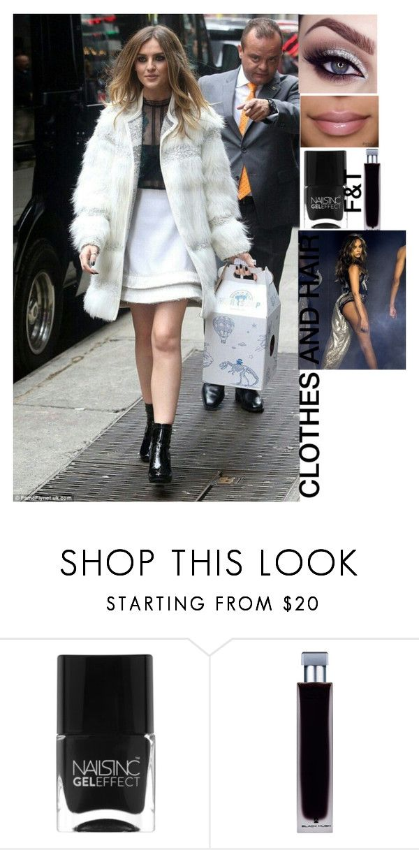 """""""Perrie-Shopping with Jade"""" by jerrielesy-wwe-lm ❤ liked on Polyvore featuring WWE, Nails Inc. and Illuminum"""