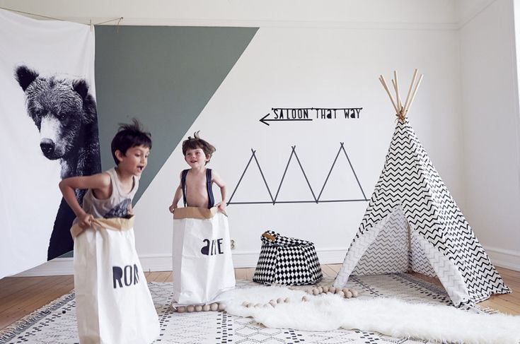 Nobodinoz teepee at The Youngsters