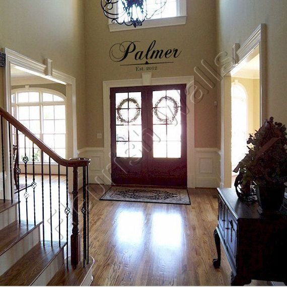 Foyer Tile Quotes : Best ideas about family names on pinterest