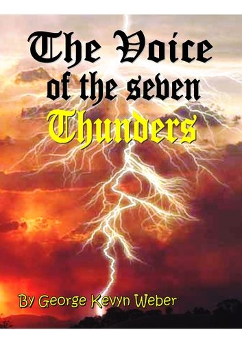 This book tells abouit the current world events foretold according to the KJV bible. No other book like it available any where This two volume hardcover perfect bound book is available at www.lighthouseklerksdorp.co.za or at lighthouse1@saharaonline.co.za