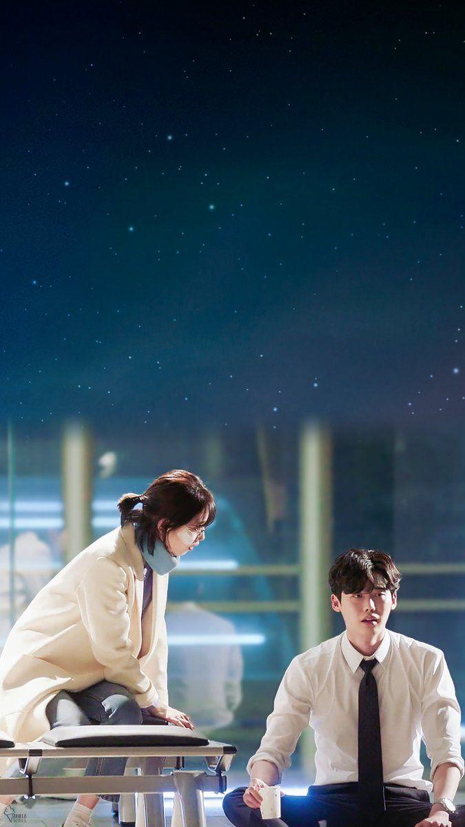 WhileYouWereSleeping/ Wallpaper/K-drama