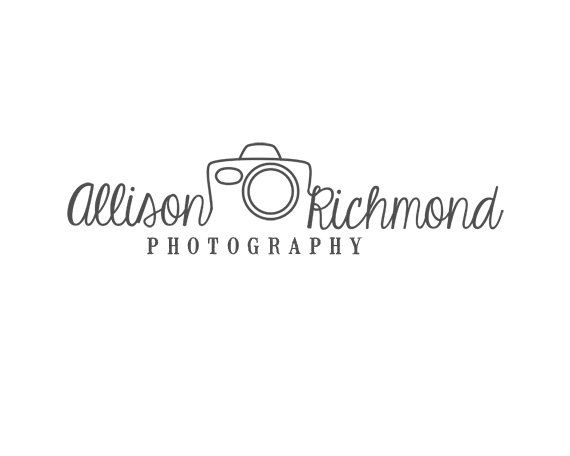 Unique photography Logo Design - Custom Premade logo design  - Camera Doodle. $10.00, via Etsy.