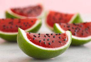 Jell o petite watermelon