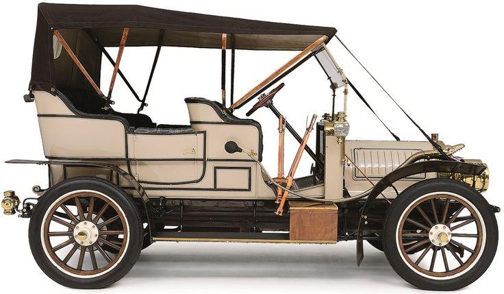 1907 SPYKER 15/22-HP DOUBLE PHAETON