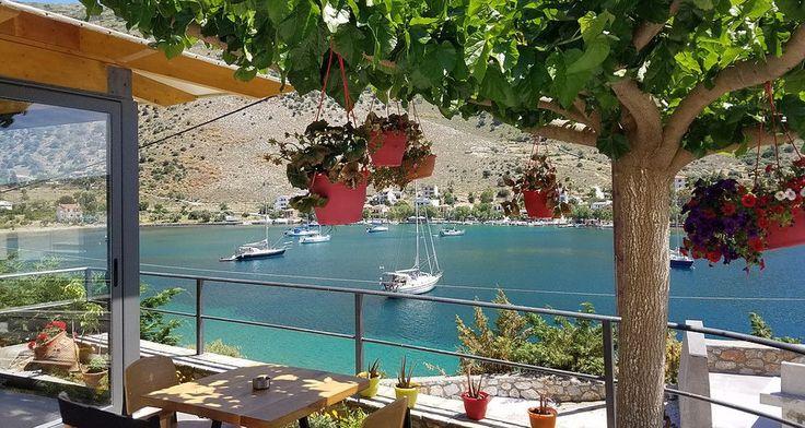 To μαγευτικό ξενοδοχείο που άνοιξε Ελληνας ηθοποιός στα τυρκουάζ νερά του πόρτο Μπούφαλο
