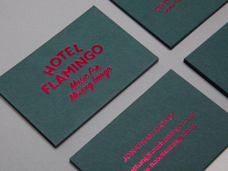 Patrick Fry — Hotel Flamingo