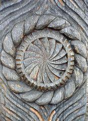 maramures wooden door - detail (grad dana) Tags: door wood sculpture wooden romania barsana maramures sculptura lemn poarta