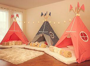 La façon incroyable de faire une party pyjama! Maintenant, vous avez la possibilité de célébrer d'une manière spéciale avec vos enfants!