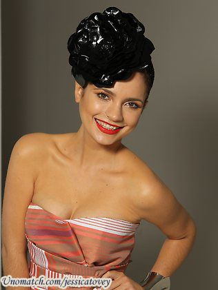 Jessica Tovey is best known for her role of Belle Taylor on the long-running Australian soap opera Home and Away.