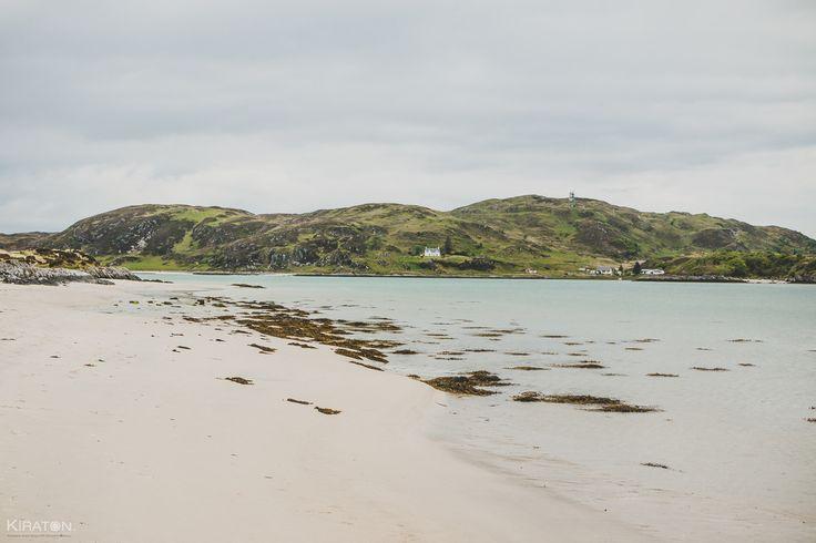 Silver Sands of Morar, Schottland