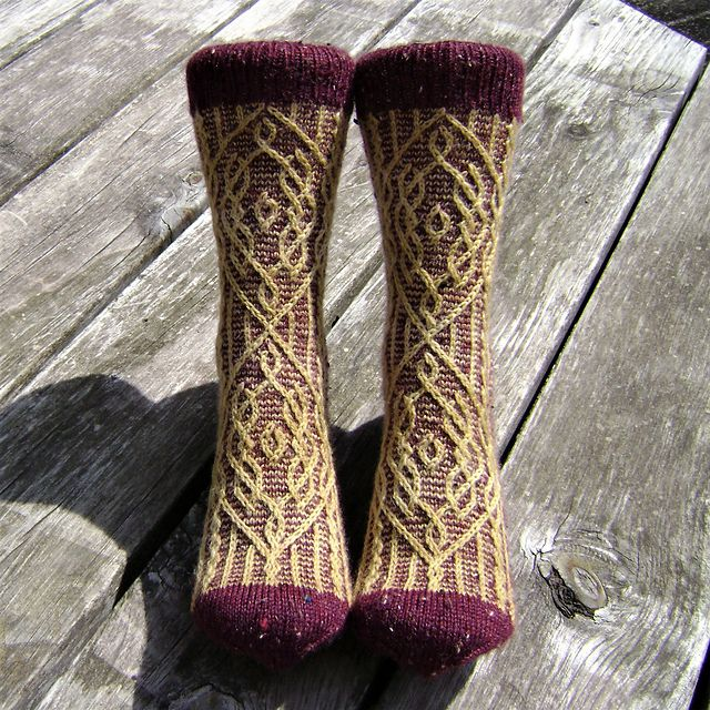 Ravelry: perpetualspiral's Heart of Gold