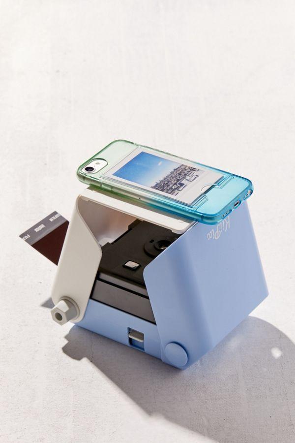 Tomy Kiipix Smartphone Photo Printer Photo Printer Portable Photo Printer Mini Printer