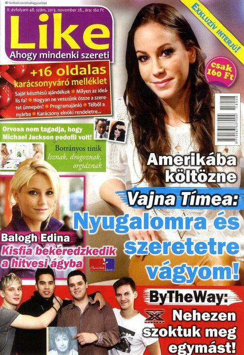 Vajna Tímea (2013.11.28. Like)