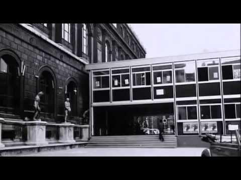 Etűdök építészetre - A párizsi képzőművészeti főiskol
