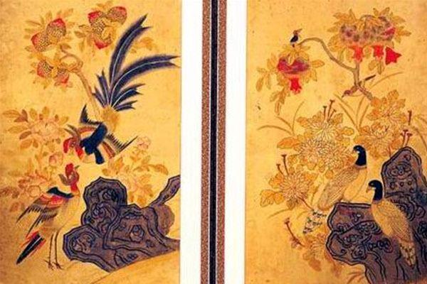 Korea-Minhwa-Yugae.baekjado.jpg (600×400)