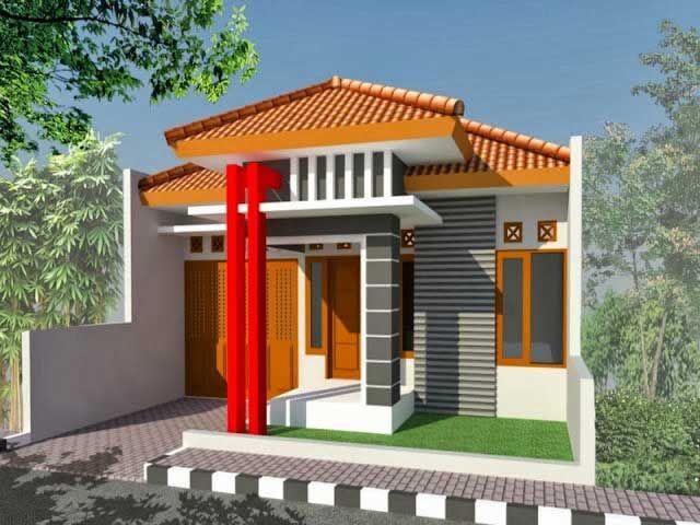 Kumpulan Desain Rumah Minimalis type 45 Terbaru 2016