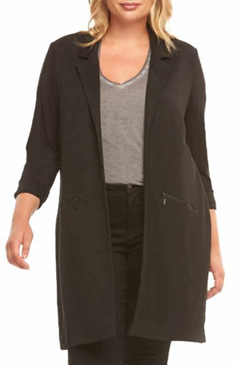 Tart Ollie Stretch Blazer (Plus Size)