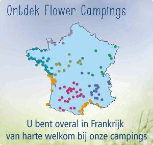 Flower Campings: kleine campings in Frankrijk