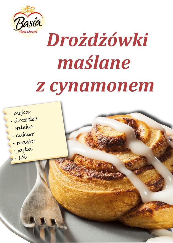 Drożdżówki maślane z cynamonem: http://on.fb.me/1xd7ezi