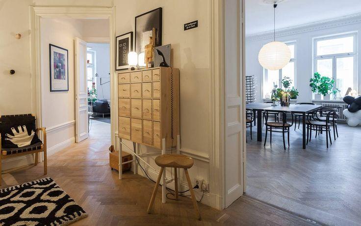 Lotta Agaton säljer lägenheten! - Hem - Husligheter