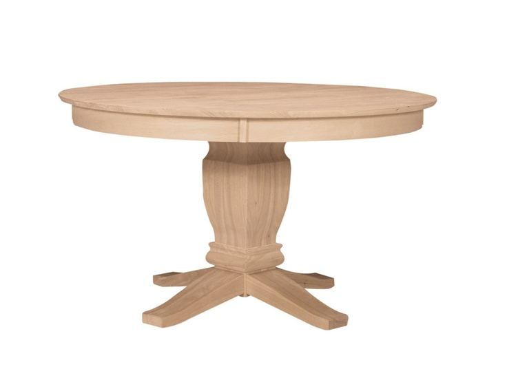 Java Round Dining Table