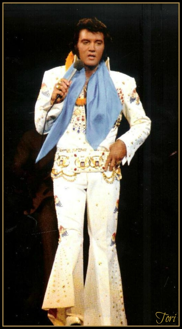 """Elvis """"Aloha From Hawaii"""" Benefit Show. My favorite concert. Ever. Still listen to it everyday."""