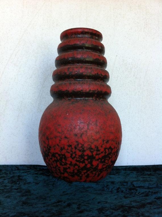 Big Scheurich KG Series Wien Vase 26940 by by VintageStuffEurope, $110.00