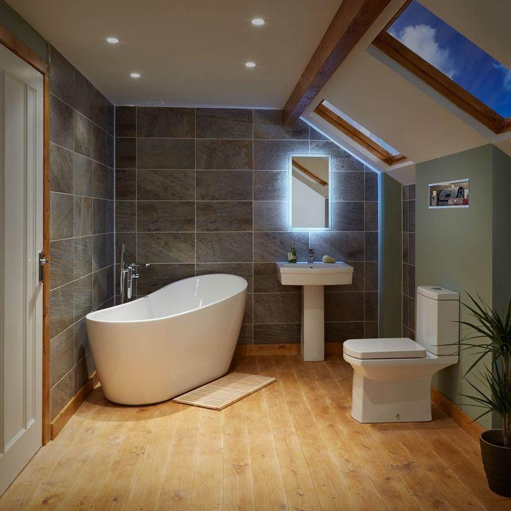 132 best bathroom ideas images on pinterest bathroom. Black Bedroom Furniture Sets. Home Design Ideas
