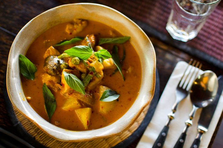 Chicken coconut soup recipe : SBS Food