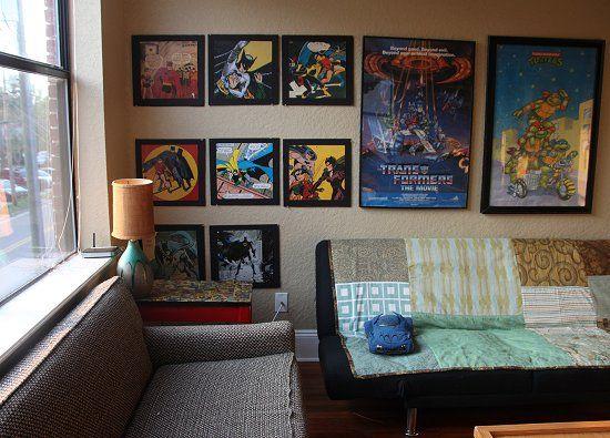 Best 25+ Batman Room Decor Ideas On Pinterest