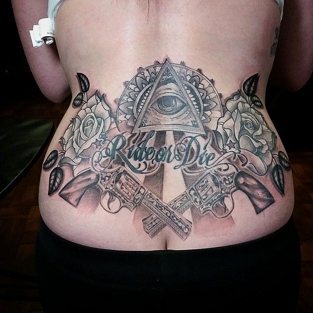 130 best lower back tattoos images on pinterest hipster for Lower back tattoos for guys